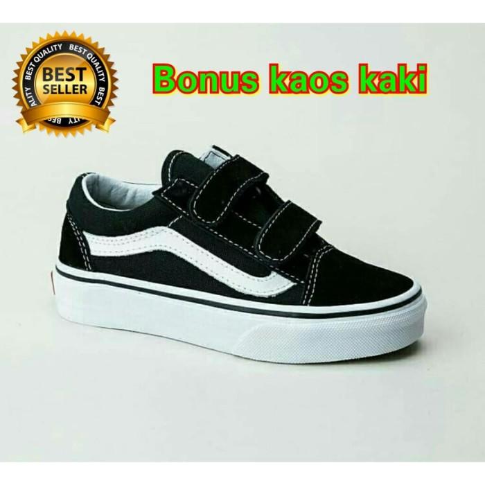 fb2b29c3a4 Jual SEPATU ANAK VANS PREPET 21-35 MURAH KIDS TERBARU - Jka Shoes ...