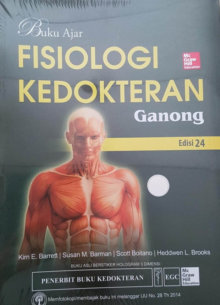 Ebook Fisiologi Ganong