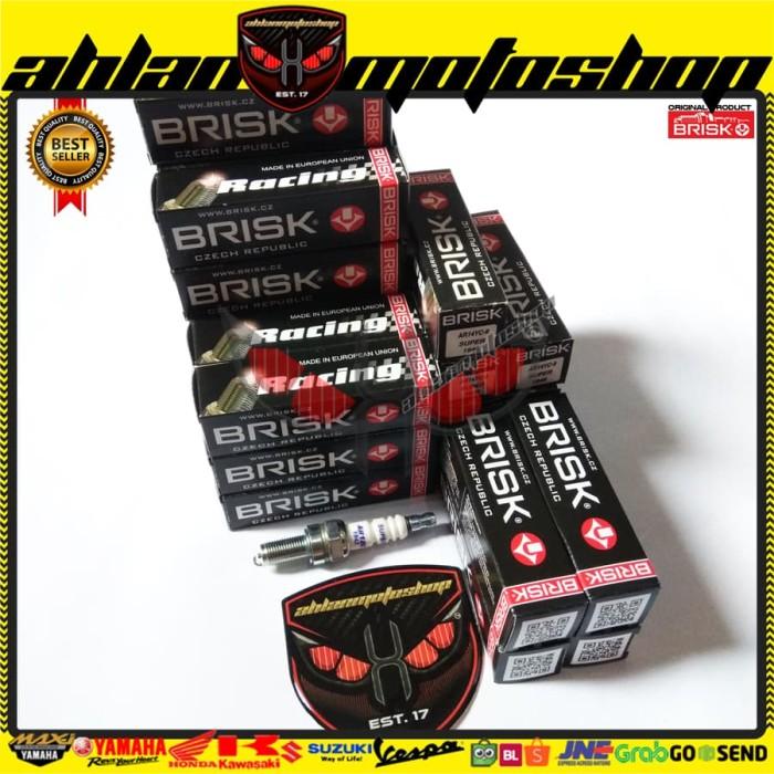 harga Busi brisk copper racing ar14yc-9 piaggio vespa liberty lx s et4 150 Tokopedia.com