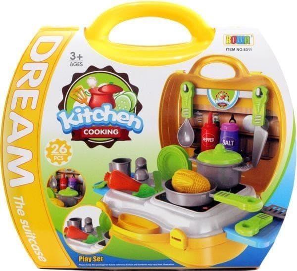 Jual Dream the Suitcase Toy - Mainan Profesi Anak Mainan Edukasi ...