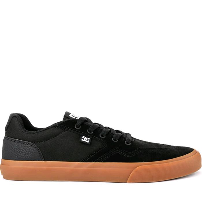 Jual Sepatu Sneakers DC Shoes Rowlan Sd (Black - Gum) - 2ndhandTech ... 43b5c1c8e9