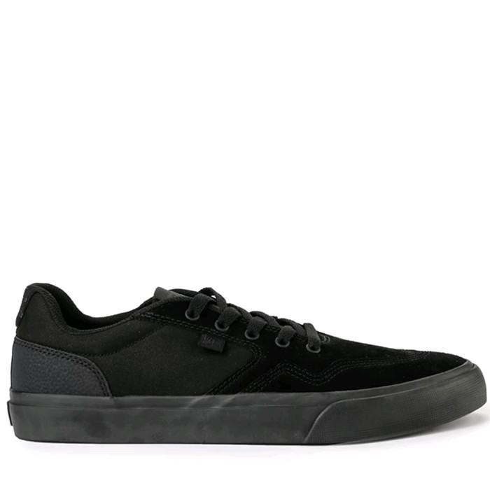 Jual Sepatu Sneakers DC Shoes Rowlan Sd (All-black) - Hitam 52ea109411