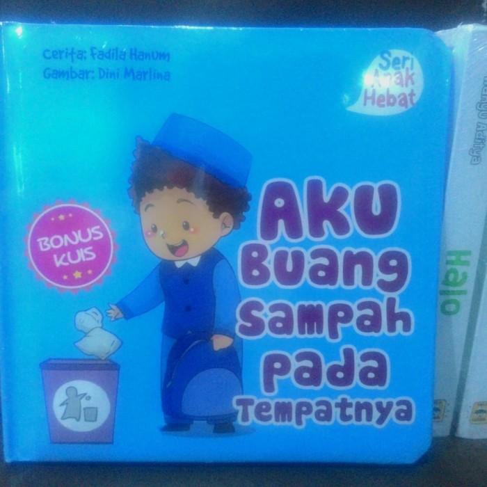 Jual Buku Anak Aku Buang Sampah Pada Tempatnya Kota Yogyakarta Istana Buku Yogyakarta Tokopedia