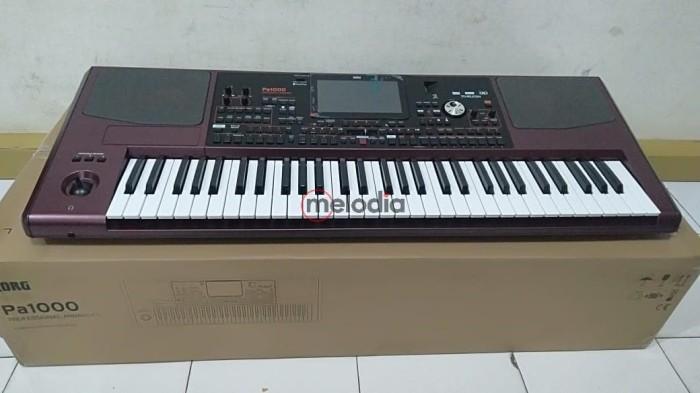 Jual Korg Pa-1000, Keyboard Arrangger (Include Stand) - Kota Surabaya -  Melodia Musik Surabaya | Tokopedia