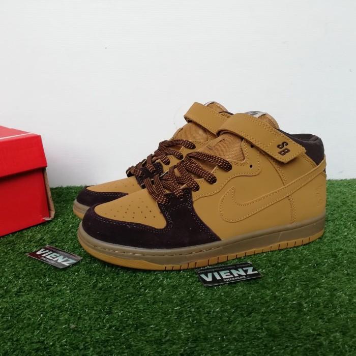 the latest 555b2 d7735 Jual Nike SB Dunk Mid Pro Lewis Marnel - MIRRORED QUALITY. - DKI Jakarta -  Vienz_Sneakers   Tokopedia