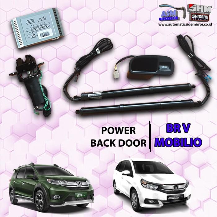 Jual Power Back Door Pintu Bagasi Elektrik Brv Dan Mobilio Kota