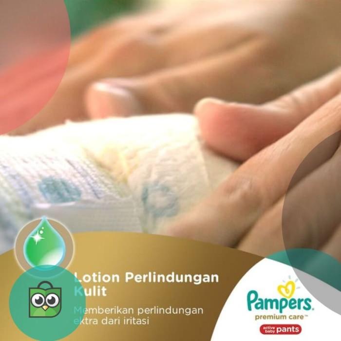 Pampers Popok Celana M 3x68 Premium [P&G] [P&G]