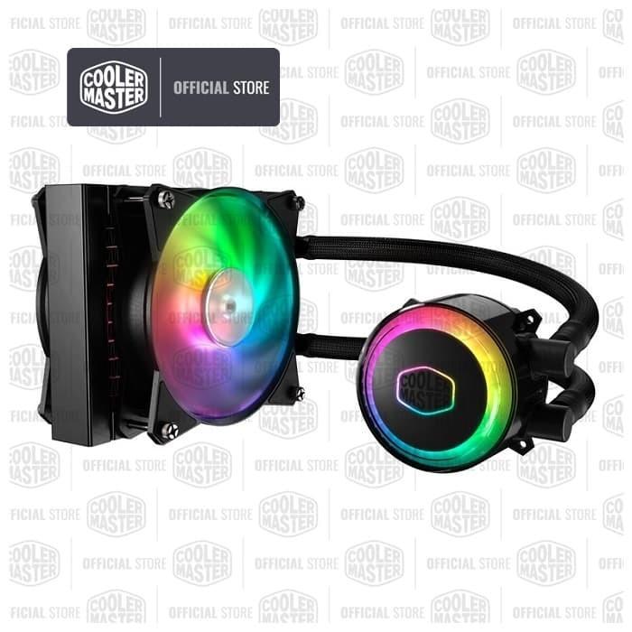 harga Cooler master masterliquid ml120r rgb [mlx-d12m-a20pc-r1] Tokopedia.com