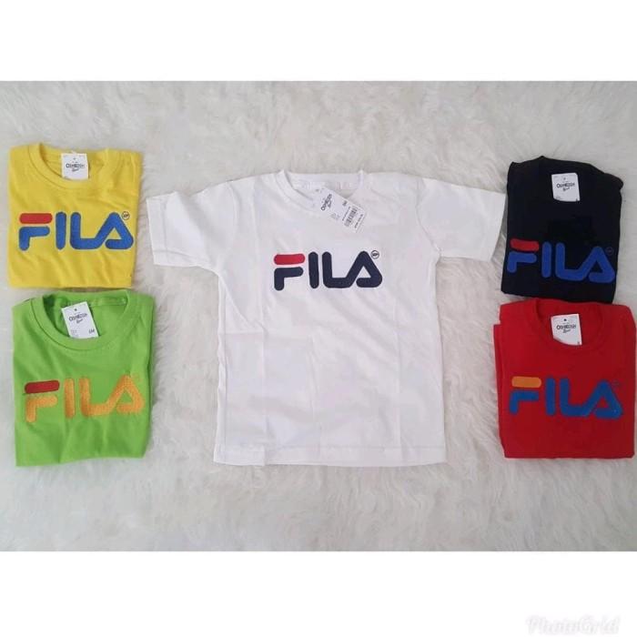 Foto Produk Kaos Fila Anak Laki Perempuan dari Franziska