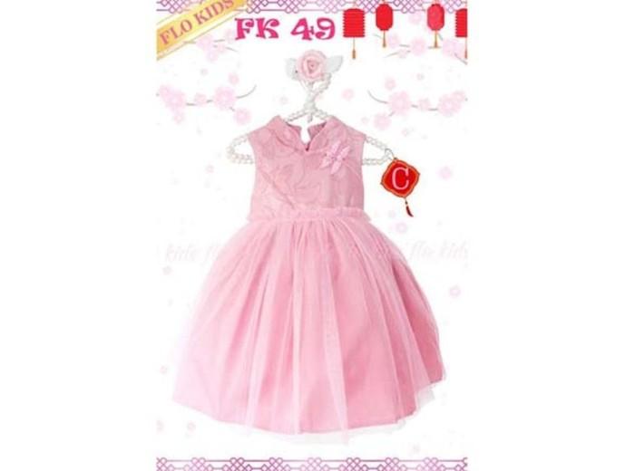 Foto Produk Dress Cheongsam Imlek Anak .Dress Anak Perempuan. Baju Imlek Anak dari Franziska