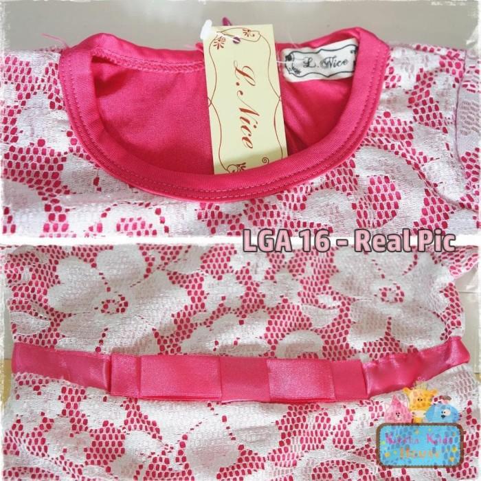 Foto Produk Baju Gamis Anak L-Nice - Lga 16 dari Franziska