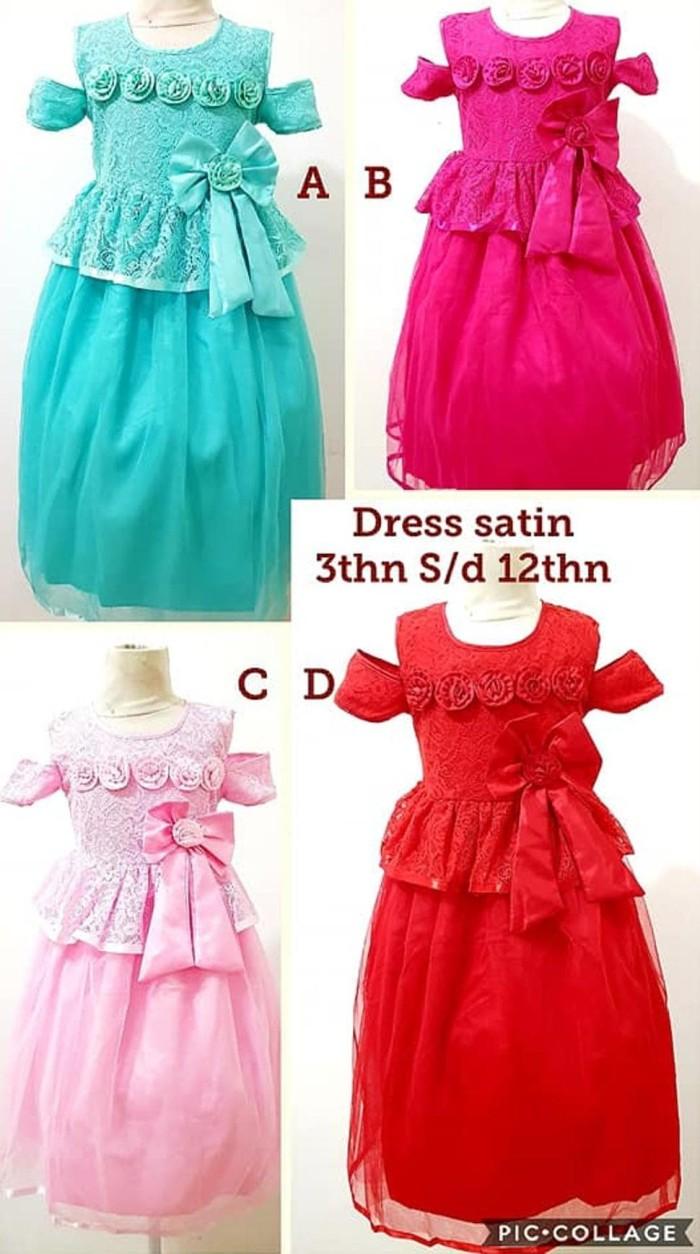 Foto Produk Baju Dress Anak Perempuan - Dress Ulang Tahun Anak Cewek dari Franziska