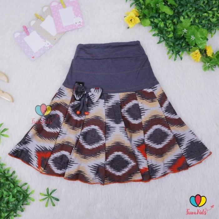 Foto Produk Rok Pita Bianca Uk 6-7 Th Rok Anak Perempuan Skirt Pendek Celana Murah dari Franziska