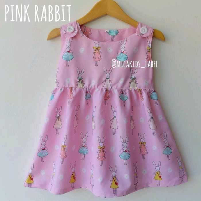 Foto Produk Dress Anak Murah Dress Anak Perempuan Baju Anak Murah Dress Anak Lucu dari Franziska