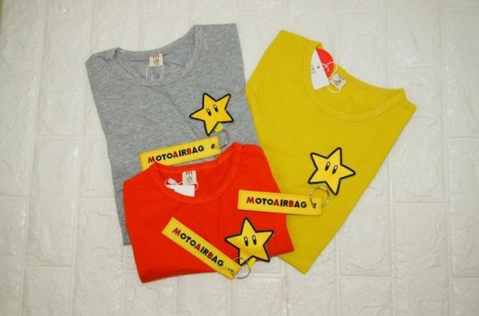 Foto Produk Pakaian Baju Anak Perempuan Kaos Lengan Pendek Import Murah K-13 dari Franziska