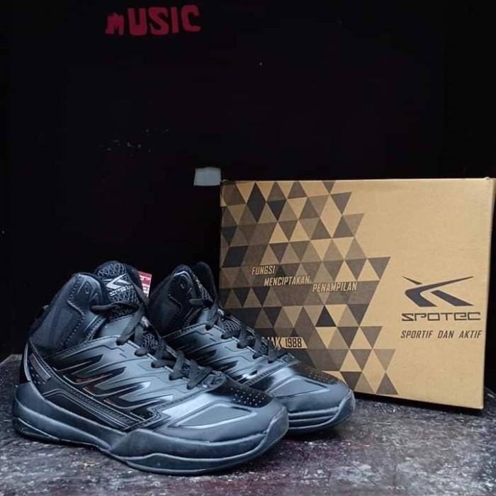 Spotec Hornets Sepatu Basket Hitammerah - harga Produk Terbaru Di ... c1b7ecc1dd