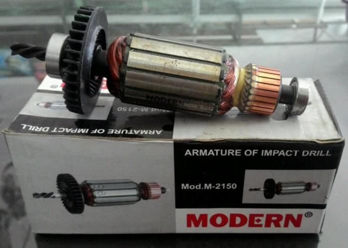 Armature Mesin Bor Beton/Impact Drill Modern M-2150