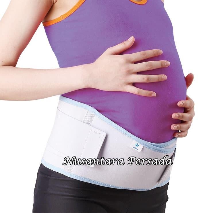Korset Sabuk Perut Ibu Hamil Maternity Support Belt 23011 Wellcare