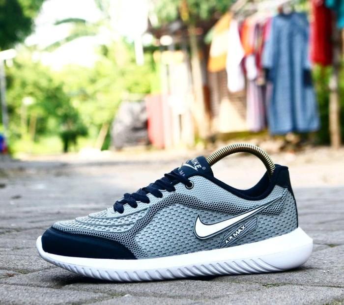 Jual Terlaris Sepatu Nike Running Airmax Terlaris Cowok Cewek ... 28be3541bd