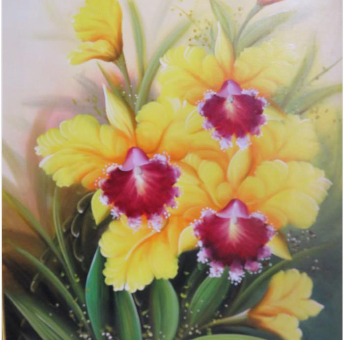 Download 46 Gambar Gambar Lukisan Bunga Paling Bagus HD
