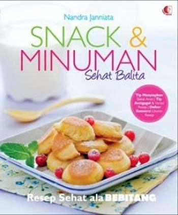 Jual Buku Resep Makanan Dan Minuman Snack Dan Minuman Sehat
