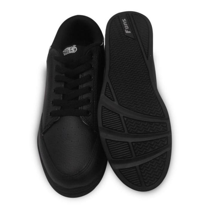 Jual FLASH SALE - Fans Mulo B Sepatu Kasual Anak Dewasa - Hitam ... f380095325