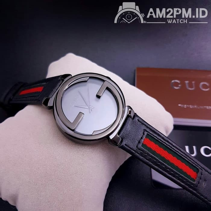 c6a38141795 Jual Suplier Jam Tangan Gucci G-Chrono Deep Grey - Watch Icon ...