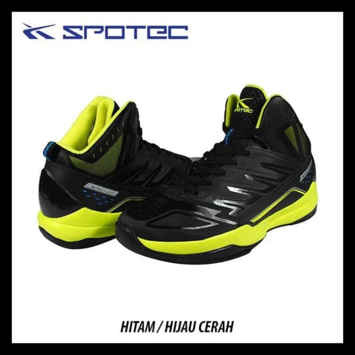 Sepatu Basket Spotec Hornets