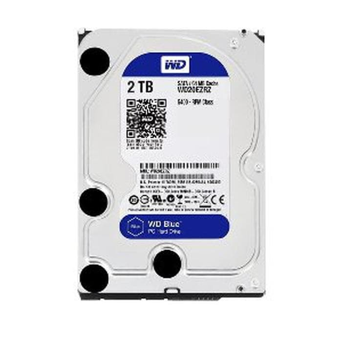 BEST SELLER WD Caviar Blue 2TB HD HDD Hardisk Internal 3 5 F Byhde1068