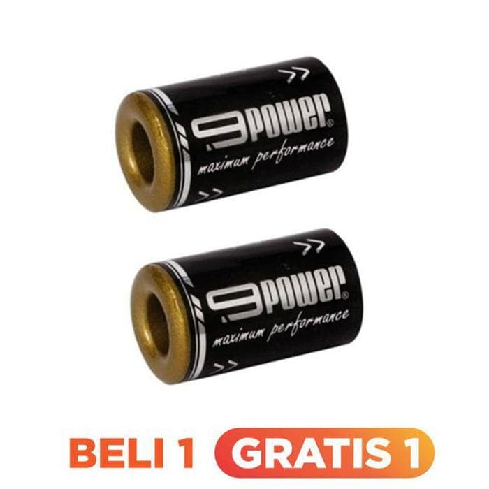 Beli 1 Gratis 1 - 9Power Motor Powerfull Maximum Performance Plug n Go