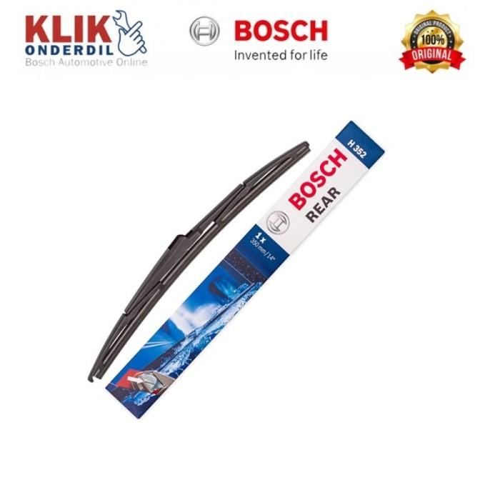 harga Bosch rear wiper kaca belakang mobil rock lock 2 14  h352 - 1 buah Tokopedia.com