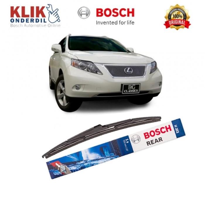 harga Bosch rear wiper kaca belakang mobil lexus rx-301 rock lock 2 14  h352 Tokopedia.com