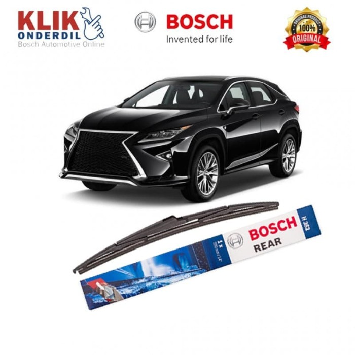 harga Bosch rear wiper kaca belakang mobil lexus rx-350 rock lock 2 14  h352 Tokopedia.com