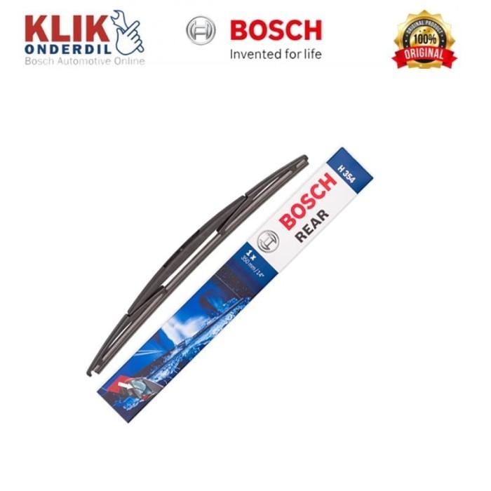 harga Bosch rear wiper kaca belakang mobil rock lock 3 14  h354 - 1 buah Tokopedia.com