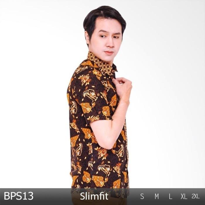 Jual Kemeja Pria Lengan Pendek Baju Murah Model Terbaru Atasan Batik Pria Toko Istana Jaya Tokopedia