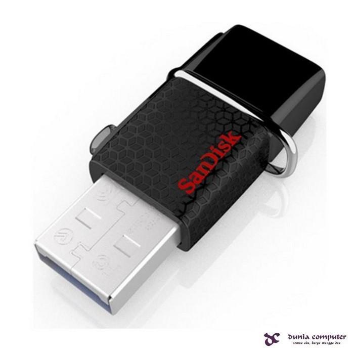 SANDISK Ultra Dual USB Drive 30 OTG 32GB ORI Garansi Resmi