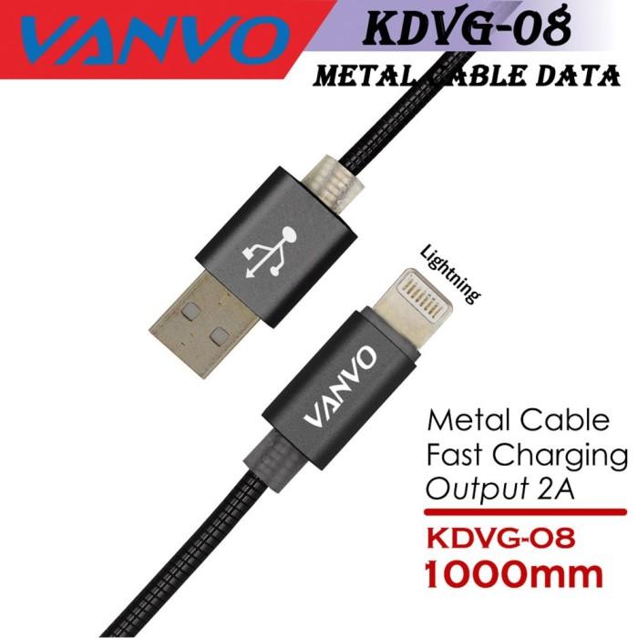 Kabel Vanvo Iphone 5, 6