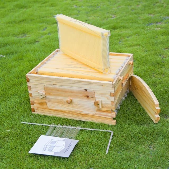 Jual Flowhive Super Lebah Madu Paket Kotak Atas Saja ...