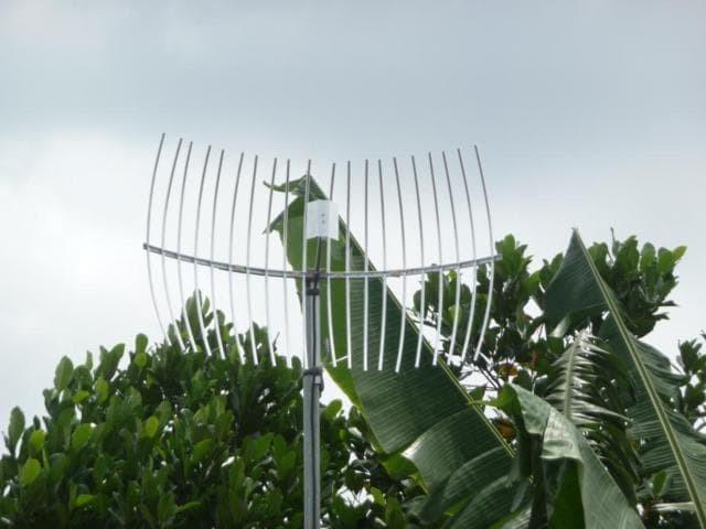 Perbedaan Antena Grid kabel 10 M vs Antena Penguat Sinyal Grid 15 M dan 20 M