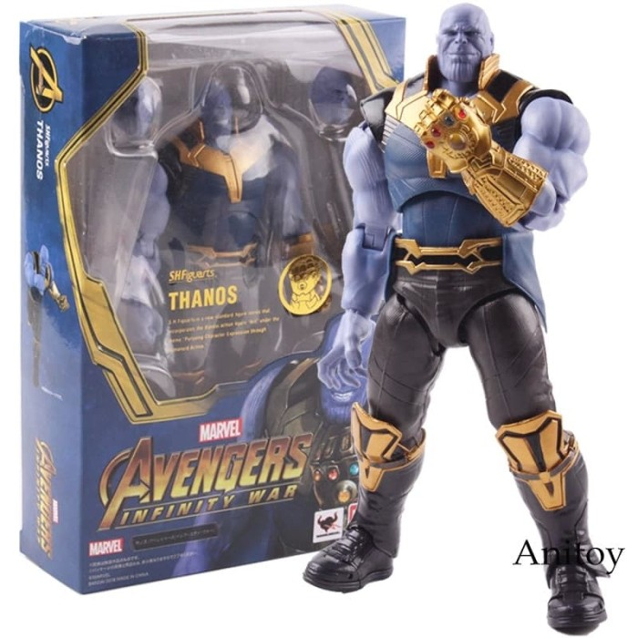 Avengers Infinity War ~ THANOS ACTION FIGURE