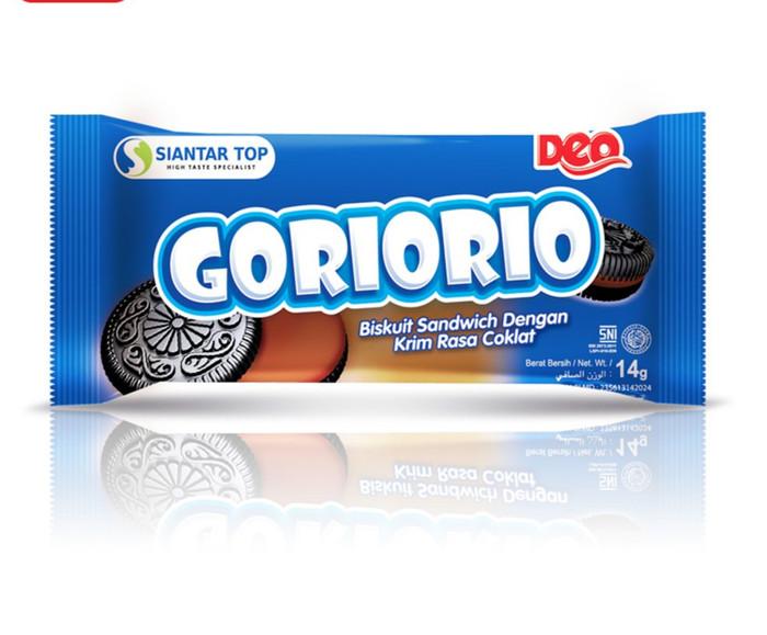 harga Biscuit goriorio coklat ( siantar top ) Tokopedia.com