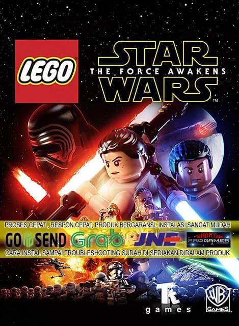 Foto Produk LEGO STAR WARS THE FORCE AWAKENS CD DVD GAME PC GAMING PC GAMING dari WEPRO-SHOP