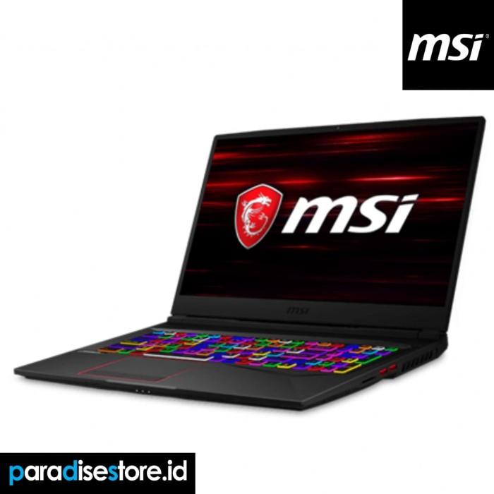 harga Laptop msi ge75 raider 8sf-056id i7-g8/16gb/256gb-1tb/rtx2060/win10 Tokopedia.com