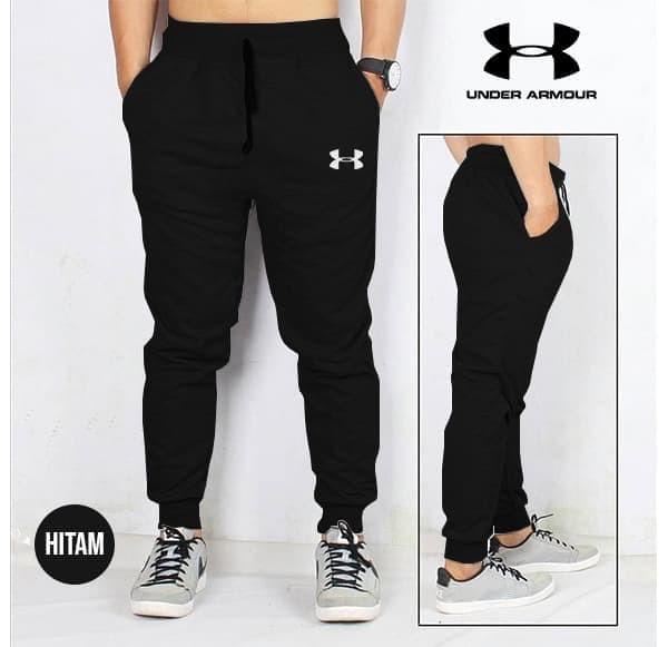 Celana Jogger Pants Underarmour Celana Training Sweatpants Keren Murah