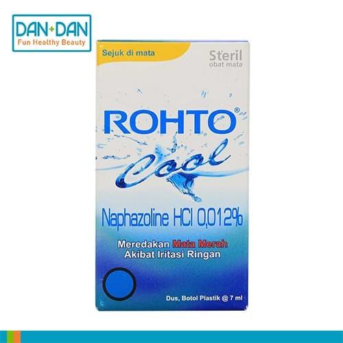 harga Rohto cool 10/7ml (261070) Tokopedia.com
