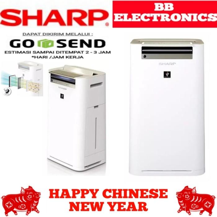 harga Air purifier sharp kc-g50y-w Tokopedia.com