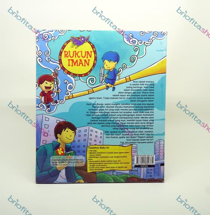 Jual Buku Anak Islami Buku Cerita Buku Bacaan Rukun Iman Kota