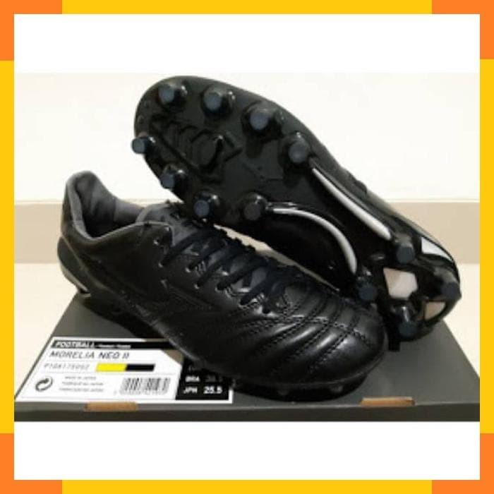 sale retailer 09199 21238 Jual Sepatu Soccer - Mizuno Morelia Neo II Leather Blackout - Jakarta Pusat  - Shoes_Center | Tokopedia