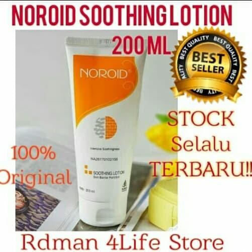 Foto Produk NOROID Soothing Lotion 200ml dari rdman 4life