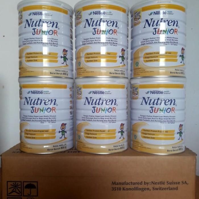 Foto Produk Nutren Junior 800 gram dari Dede milk store